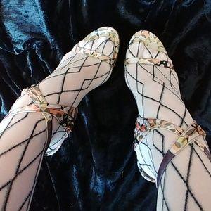 35bcf55974944 Y2k Jimmy Choo heels size 38.5
